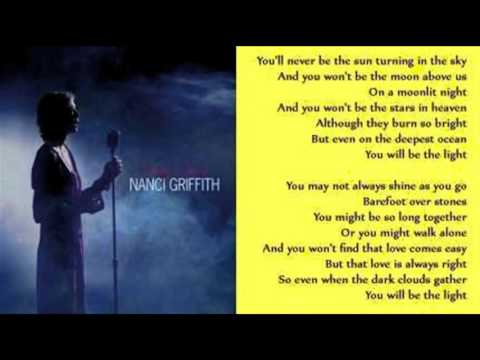 Nanci Griffith - Never Be The Sun (2006)