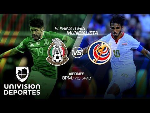 México y Costa Rica buscan demostrar cuál es el gigante de CONCACAF y EEUU a salvar el pellejo