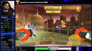 [World Record] Ratchet and Clank: Up Your Arsenal NG+ Speedrun in 29:12