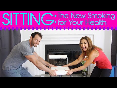 Sitting: The New Smoking To Your Health with Ari Whitten