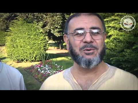 Sheikh Nhari Talks about Boston