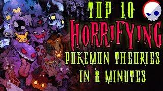 10 Spooky Pokemon Theories   Gnoggin
