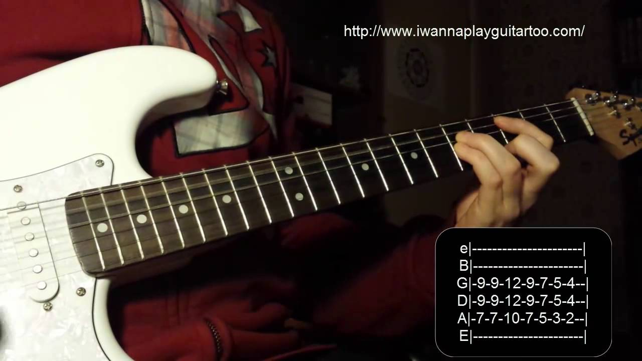 How to play Seven Nation Army by the White Stripes ...