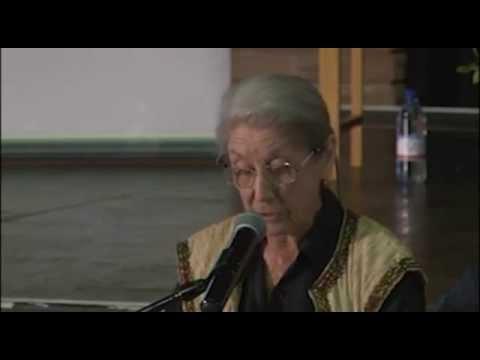 Nadine Gordimer delivers inaugural Reconciliation Lecture   Nadine Gordimer lewer eerste Versoenings