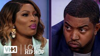 Erica Dixon & Scrappy Face Off Over Co-Parenting | Love & Hip Hop: Atlanta
