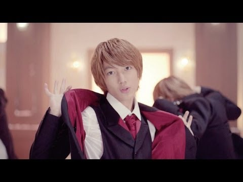 Boyfriend「my Lady ~冬の恋人~」 video