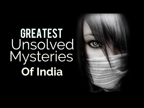 Greatest Unsolved Mysteries Of India I Unsolved Mysteries Of India I Biggest Mysteries Of India