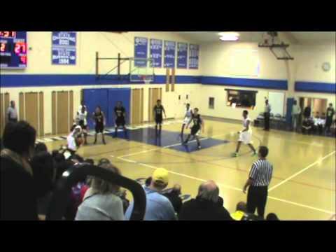 Marlo Brown 2016 Southfield Christian School vs Oakland Christian