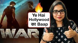War Teaser REVIEW | Deeksha Sharma