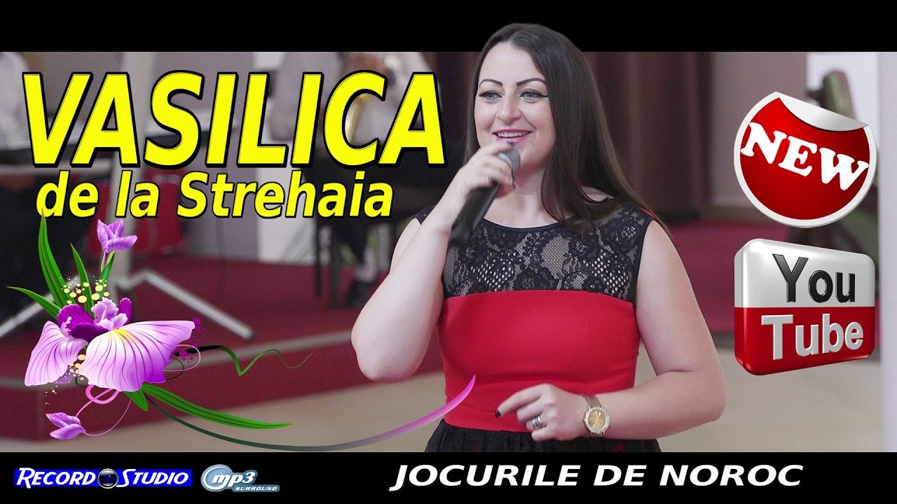 JOCURILE DE NOROC - VASILICA DE LA STREHAIA | CEL MAI FRUMOS PROGRAM CU MUZICA DE CHEF | 2017-2018