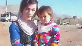 Afghan girl home mad video songa dance