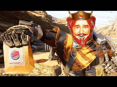 Taking Fast Food Orders on BLACK OPS 3! (Black Ops 3 Funny Moments/Trolling)