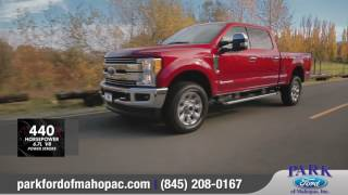 2017 Ford Superduty - Park Ford
