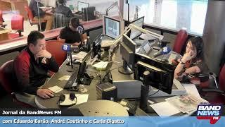 Jornal da BandNews FM - 12/07/2019