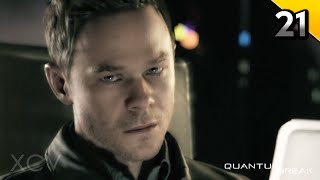 Quantum Break Walkthrough Gameplay Part 21 · Act 5 / Part 1: Monarch HQ | PC Xbox One