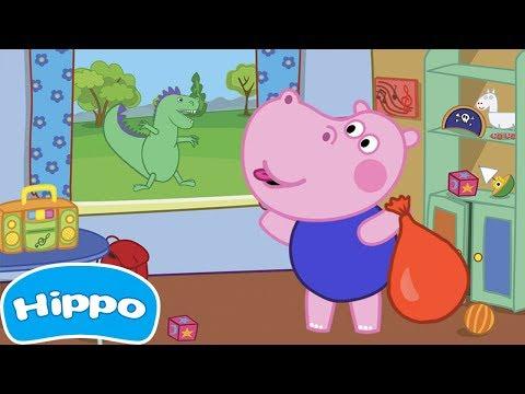 Шалости 🌼 Игры для Детей 🌼 Мультики Промо-ролики трейлеры с Гиппо