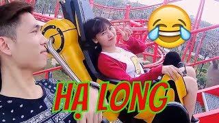 Đi Thật Xa Để Trở Về / Hạ long bay 2017. Dragon park