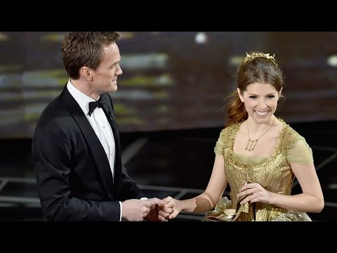 Neil Patrick Harris & Anna Kendrick Opening Oscars Monologue 2015 Highlights