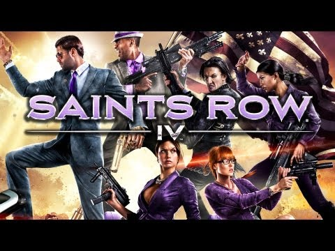 SAINTS ROW IV #001 - Die Welt braucht uns [HD+]   Let's Play Saints Row 4