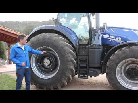 New Holland T7 Heavy Duty Review