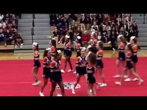 Naperville North Varsity Cheer