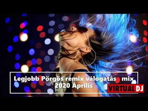 Legjobb Pörgös remix válogatás 2020 április / Kohi/