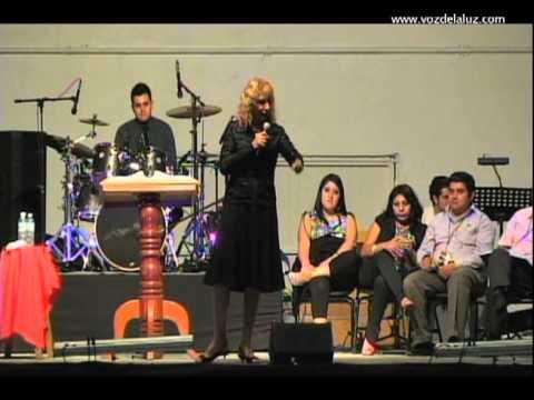 Ana Méndez - Toma la autoridad sobre la iniquidad