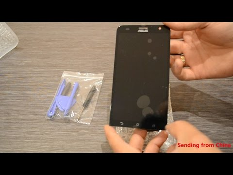 Замена экрана Asus ZenFone 2 Laser ZE500KL/ZE500KG дисплейного модуля, тачскрина, стекла, сенсора. на сайте rentaldj.ru