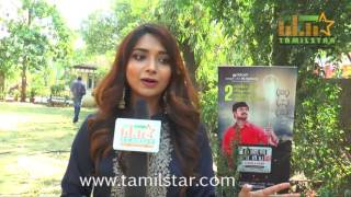 Jiya At Kanavu Variyam Team Interview