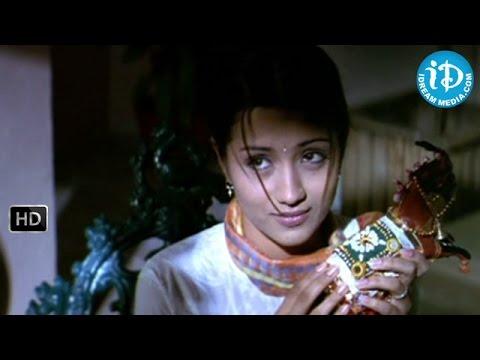 Nuvvostanante Nenoddantana Movie - Trisha Siddharth Love Scene...