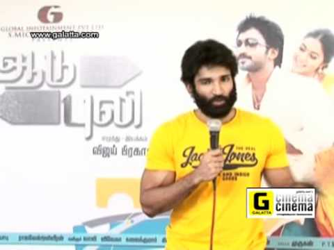 Aadhi Talks About Aadu Puli