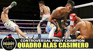 THE CONTROVERSIAL FILIPINO WORLD CHAMP CASIMERO