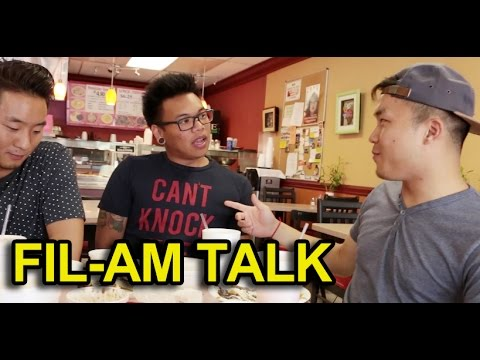 FILIPINO AMERICAN (Fil-Am) w/ @AJRafael