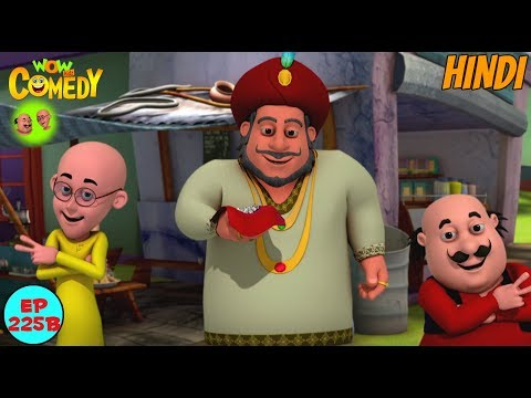 Diamonds And Balloons - Motu Patlu in Hindi - 3D Animated cartoon series for kids - As on nick thumbnail