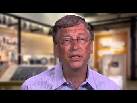 Bill Gates on the digital future and financial inclusion
