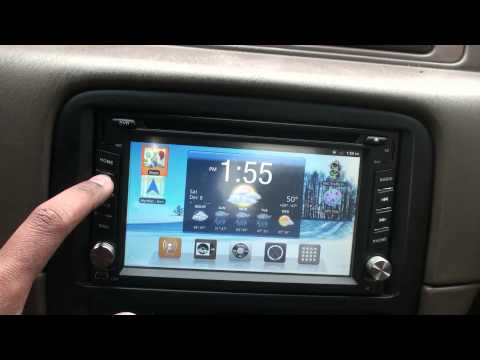 Android Based Car Audio System 6.2