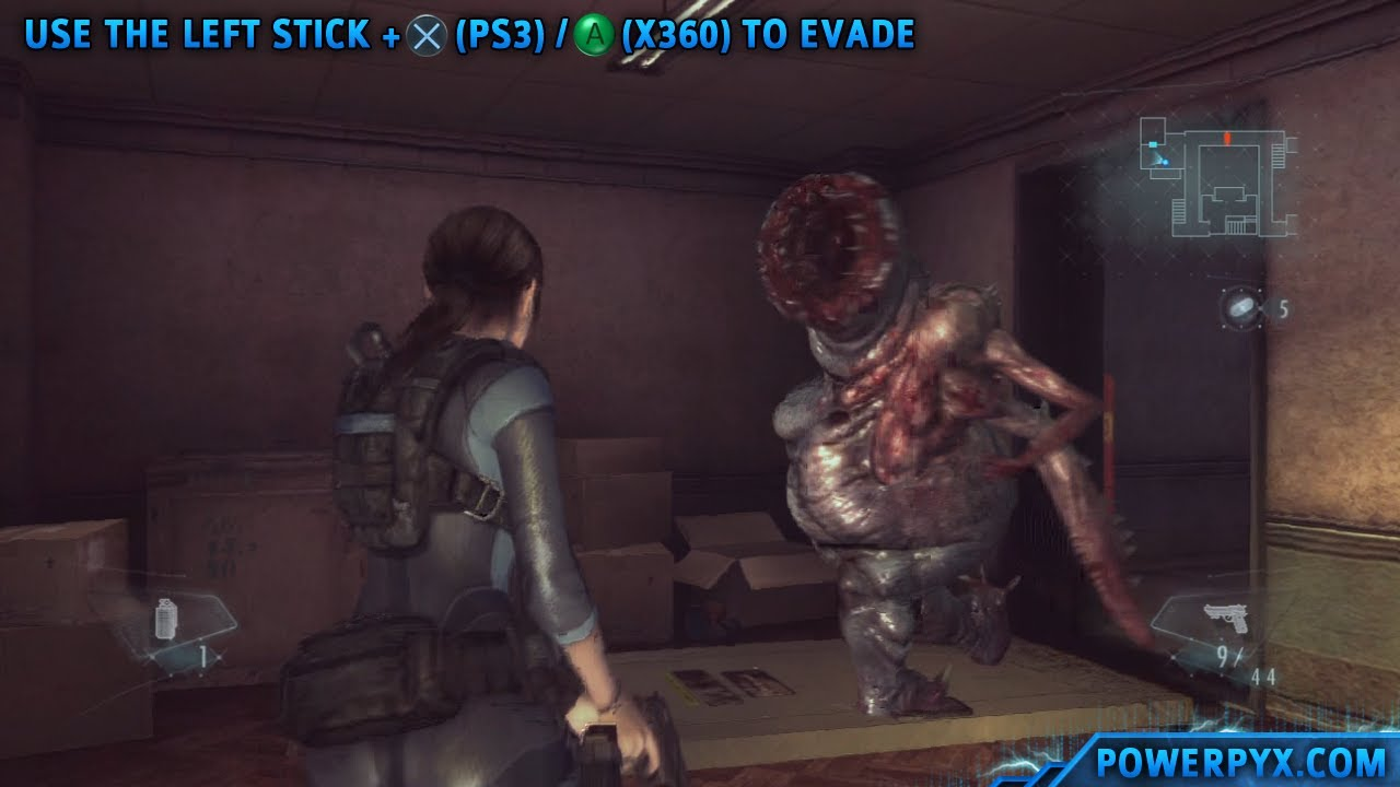 Resident Evil Revelations Die Another Day Trophy