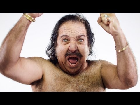 Ron Jeremy On A Wrecking Ball video