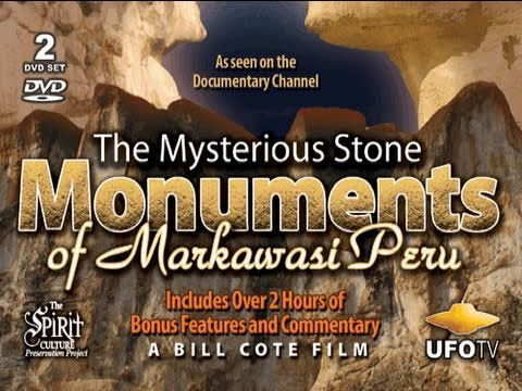 UFOTV® Presents - The Mysterious Stone Monuments of Markawasi Peru - FREE Movie