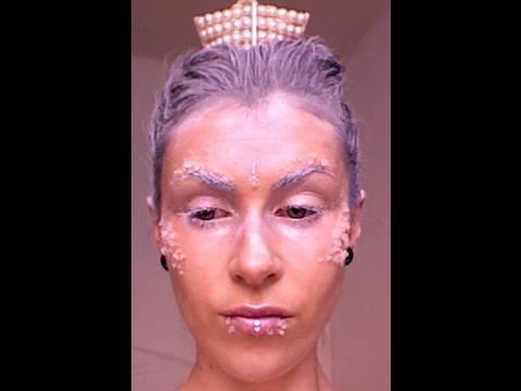Halloween Makeup Ice
