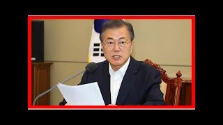 Breaking News   South Korea's President Moon heads for Washington to help keep Kim and Trump summit