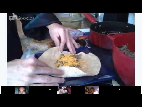Listening- How to cook enchiladas