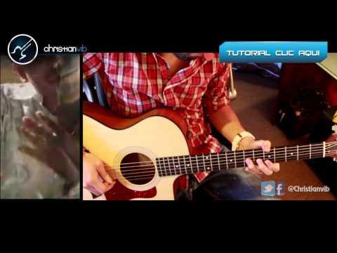 El Proximo Viernes ESPINOZA PAZ Guitarra Cover Acustico