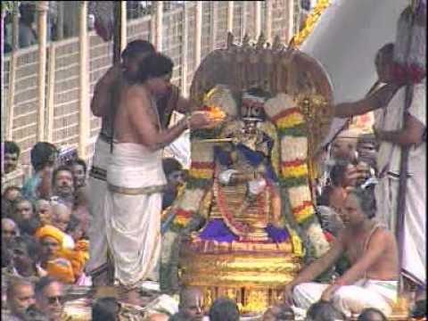 Sri Venkateswra Suprabatham,gadyam,ashtora Namam&karavalambam.dat video
