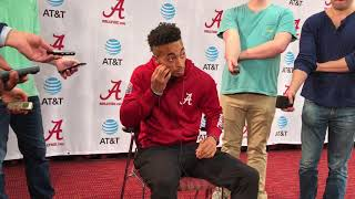 Alabama CB Anthony Averett | Auburn week