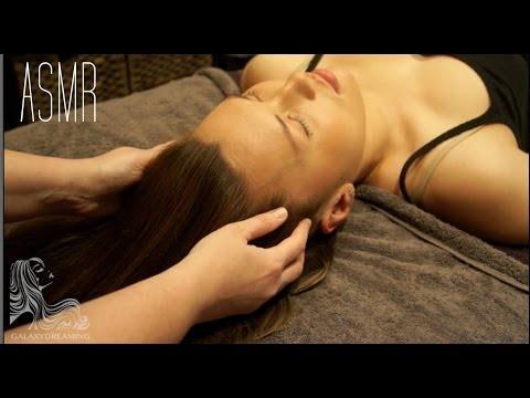 Scalp   Head Massage Howto - Salon Secrets ASMR