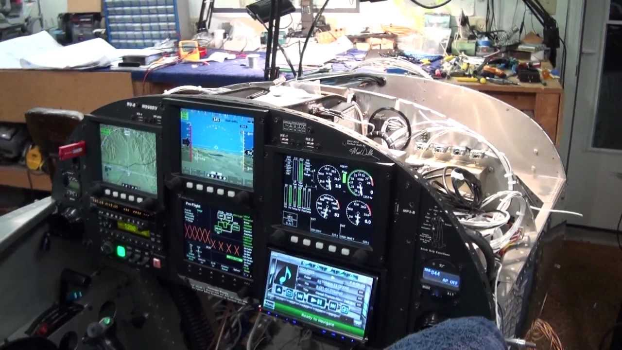 2012 12 28 Rv 8 Rebuild Instrument Panel And Audio