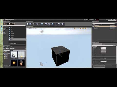 Создание уровня в Unreal Engine 4 - Разбираем BSP браши