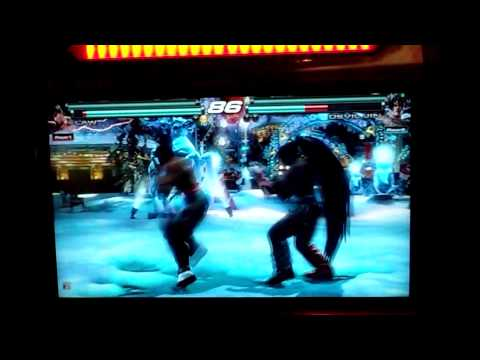 TTT2 - Rip [pau/law] vs Kane [dvj/kaz]