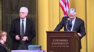 2014 Pulitzer Prize Luncheon Presentations